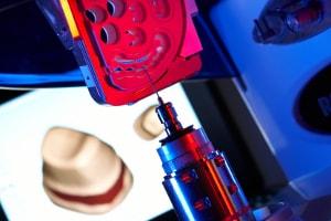 sistem CAD/CAM prelucrare zirconiu